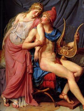 Paris y Helena