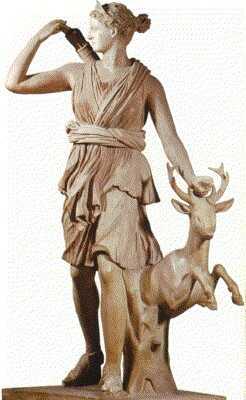 7 maravillas del mundo. Templo de Artemisa. Artemisa-1