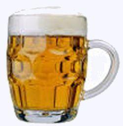 La cerveza no engorda.
