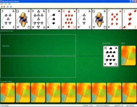 El juego de Carioca en Microsoft