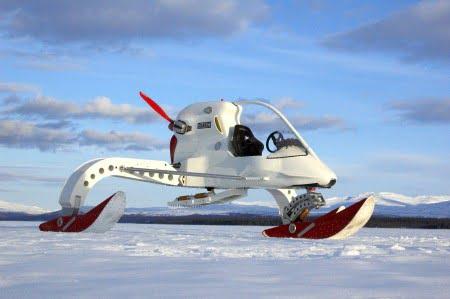 Concept ice vehicle