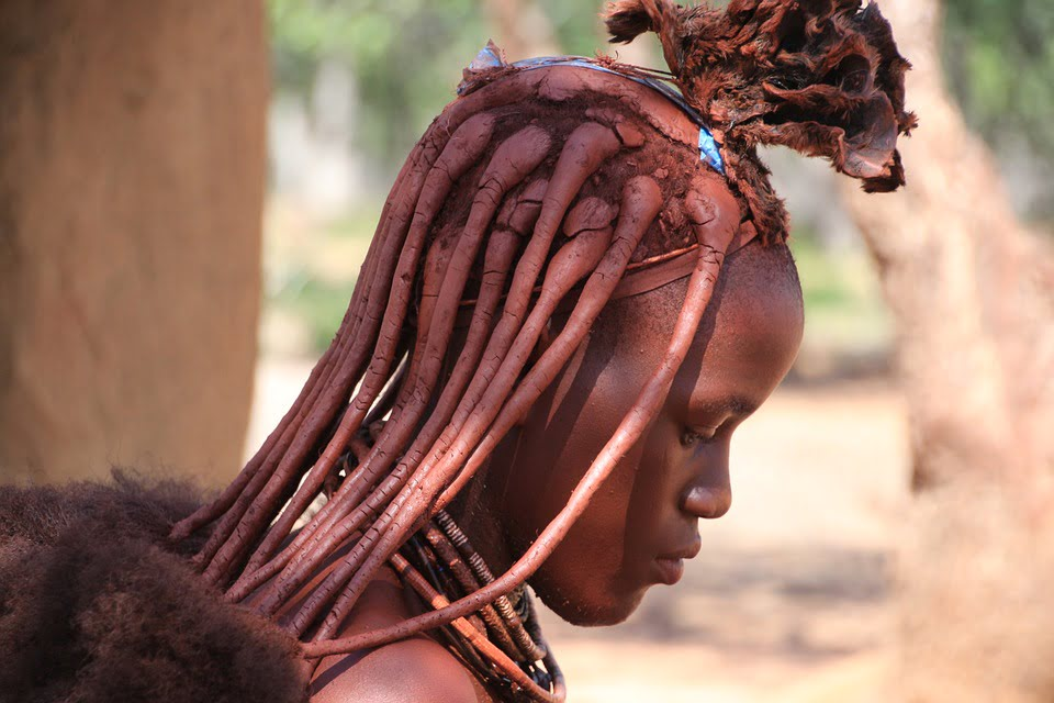 Mujeres Himba