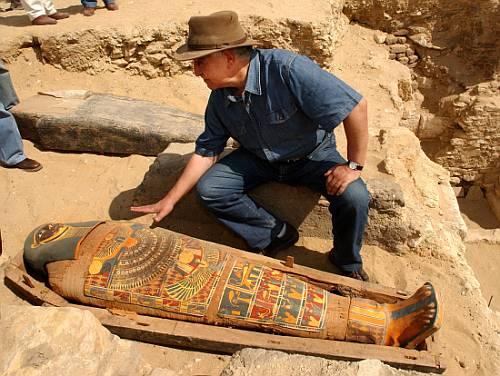 Momia - Egipto