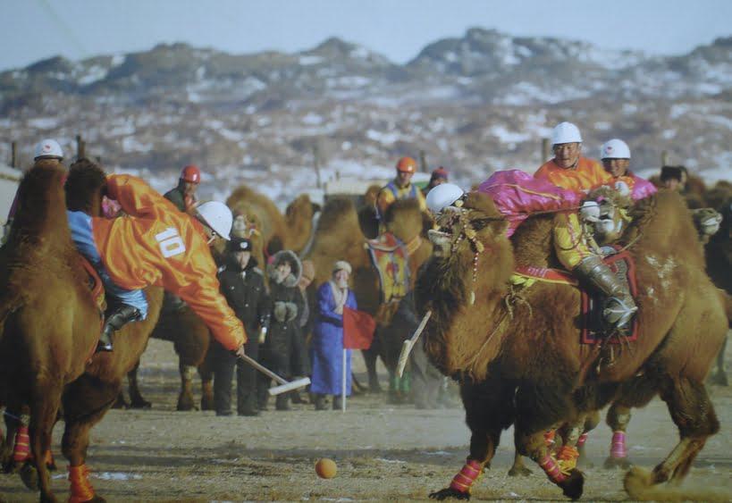 Polo en Mongolia