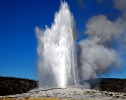 Geiser - Old Faithful