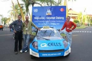 Taxi Solar