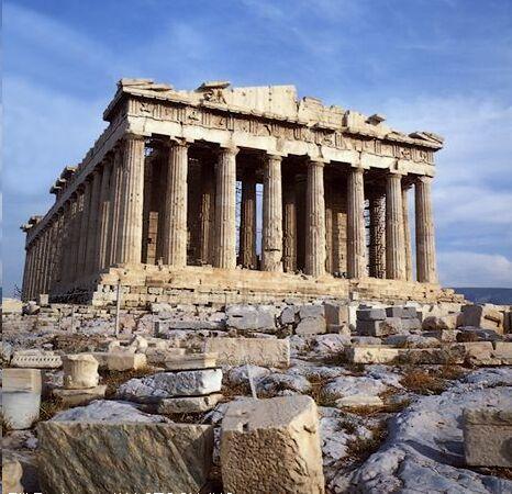 La gloria que fue grecia for Costumbres de grecia
