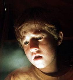 Imagen del film Sexto Sentido