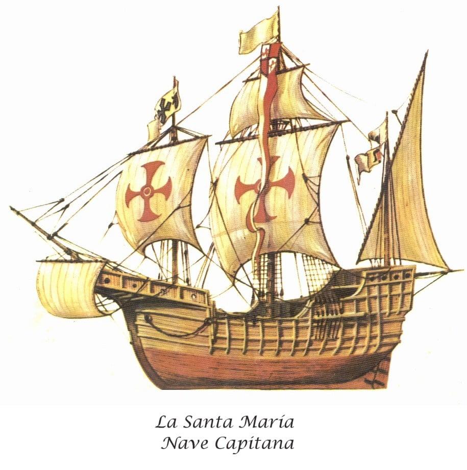 Carabela Santa María Nao
