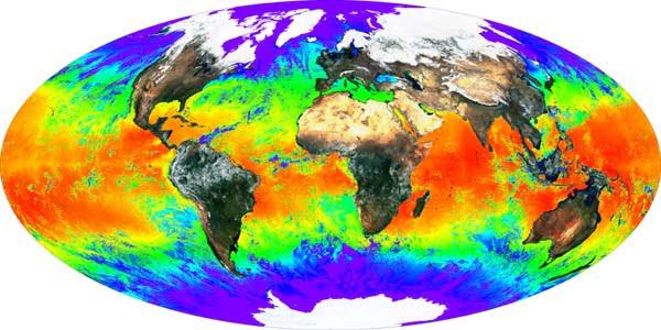 Cambios climáticos