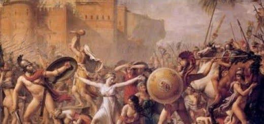 El rapto de las sabina