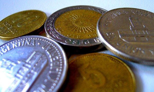 Historia de la moneda argentina