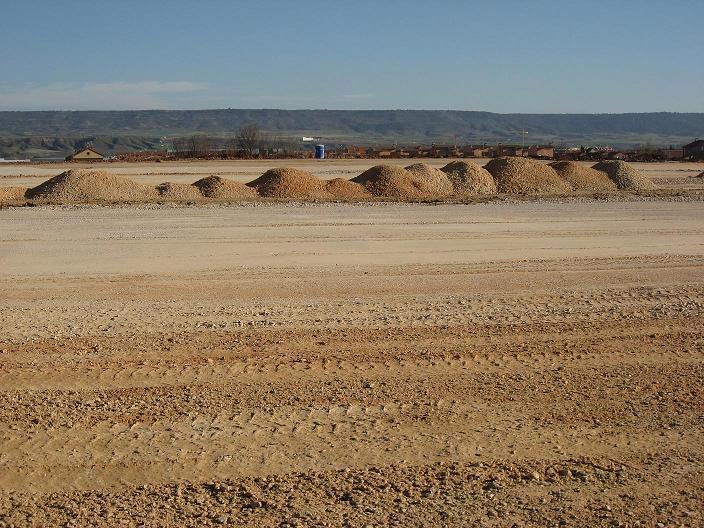 La tierra y la agricultura for Como esta constituido el suelo