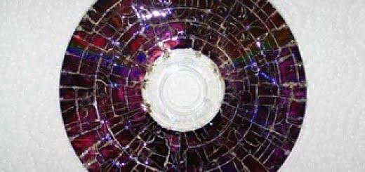 DVD autodestructible