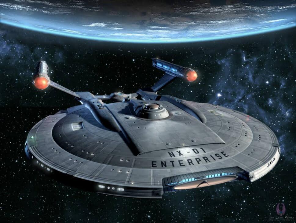 Las grandes naves espaciales que nunca existieron