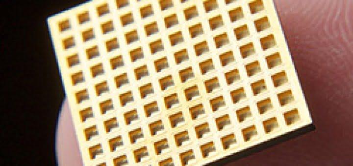 Microchip de medicina