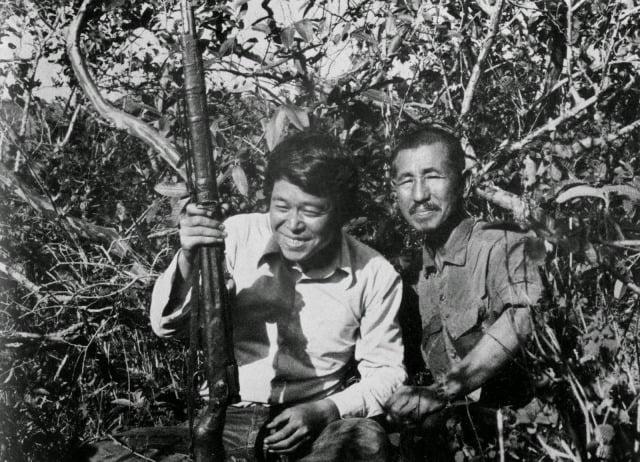 Onoda y Susuki