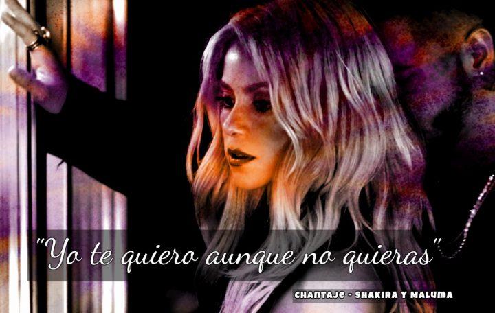 Chantaje - Maluma y Shakira