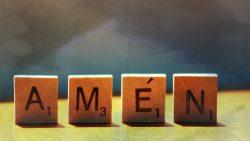 Significado de palabra Amen