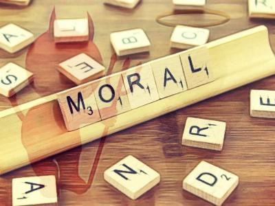 significado de la palabra moral